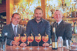 Deauville - Cocktail Spritz Colette