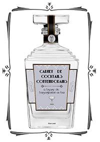 Carnet de Cocktails Contemporains