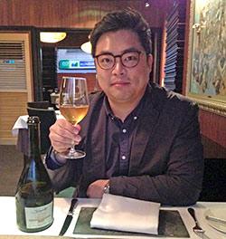 Jay Kim - Grape Korea