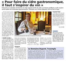 Journal Le Pays d'Auge