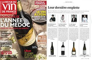 La Revue du Vin de France - Mai 2017