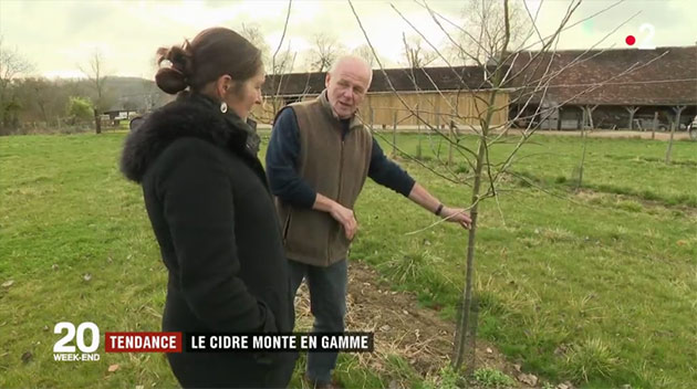 France 2 - JT 20h00