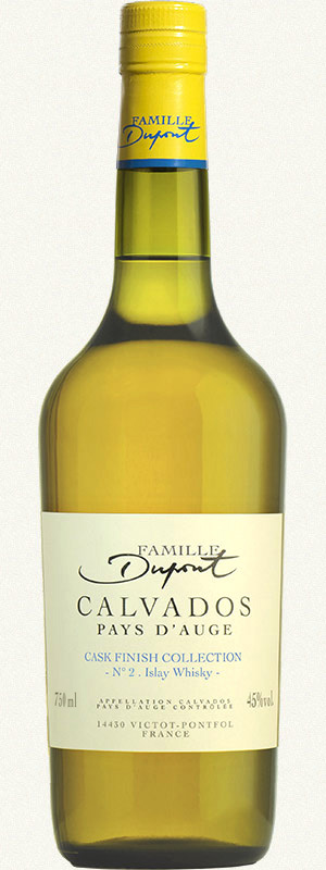 Bouteille Domaine Dupont Calvados Cask Finish Islay Whisky