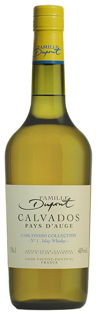 Bouteille Domaine Dupont Calvados Cask Finish N°1 Islay Whisky