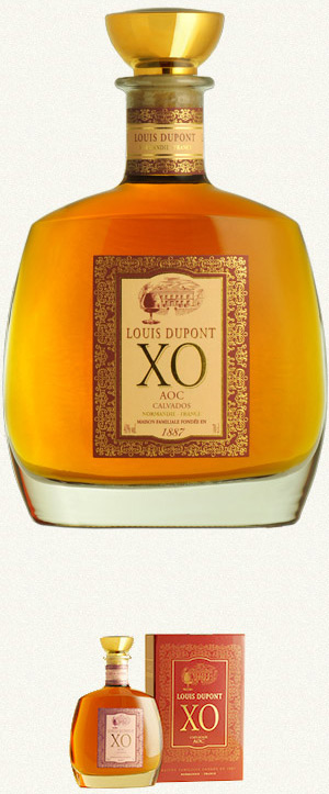 Bouteille Domaine Dupont Calvados XO